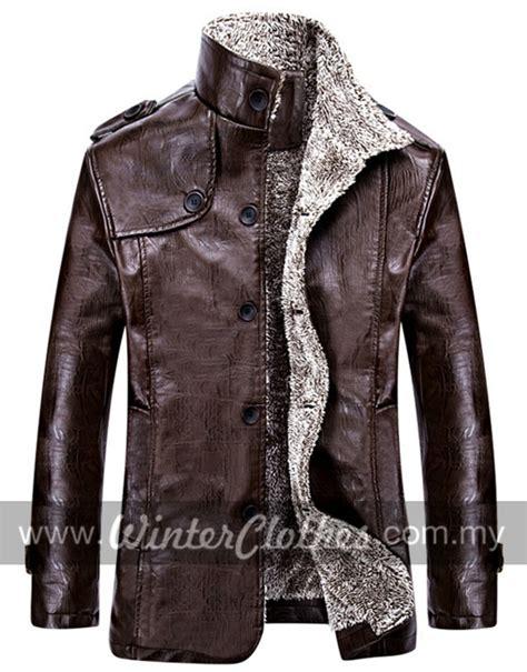 winter biker jacket pu leather fleece lining winter biker jacket winter clothes