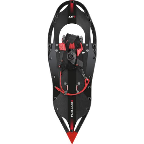 running in snow shoes louis garneau transition running snowshoes