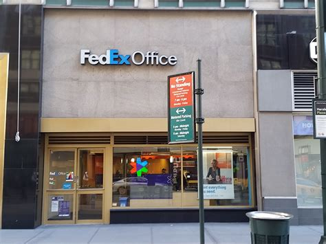 Fedex Office Nyc by Fedex Office Print Ship Center In New York Ny 212