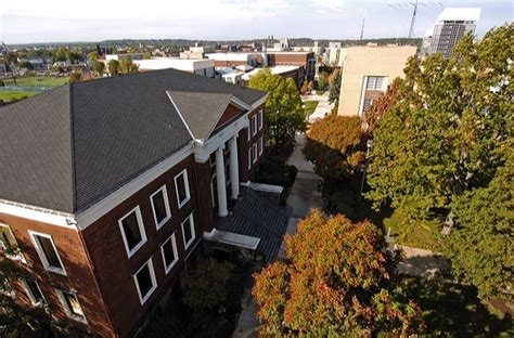 Akron Mba Ranking by Of Akron Overall Rankings Us News Best Colleges