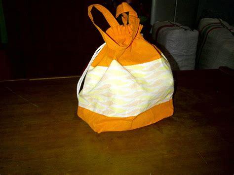 Tas Spunbond Untuk Kue Keranjang tas serut ulang tahun