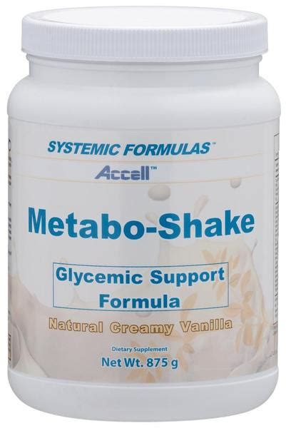 Systemic Formulas Tipps Detox by Vanilla Accell Metabo Metabo Shake Shake Systemic
