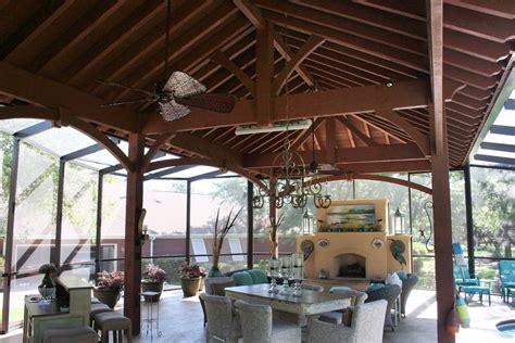 Hip Roof Pavilion Glass Enclosed Pavilion In Southern Comfort Of Alabama