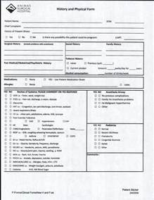 Pediatric History And Physical Template by Durango Pediatric Dentistry Treatment Forms Consents