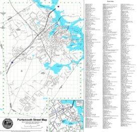 portsmouth usa map portsmouth maps virginia u s maps of portsmouth