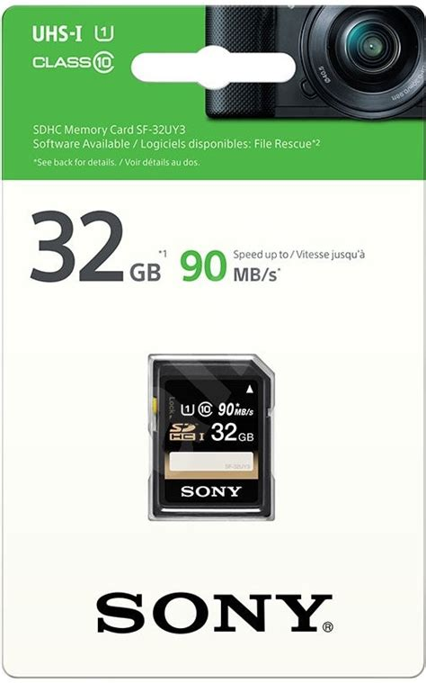 Sale Sony Sdhc Uhs I Class10 32gb Up To 94mbps sony sdhc 32gb class 10 uhs i memory card alzashop
