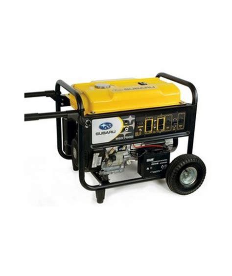 subaru 7000 watt generator 28 images sale subaru