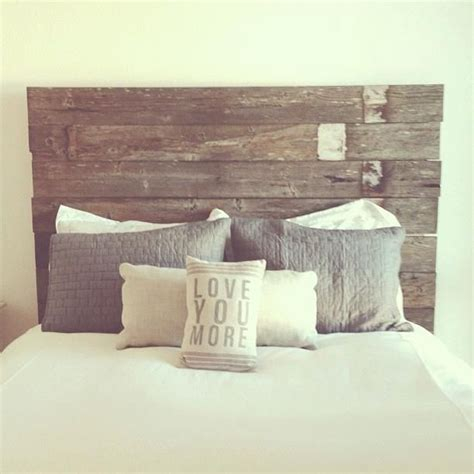 custom made headboards custom reclaimed wood headboard by urban mining company