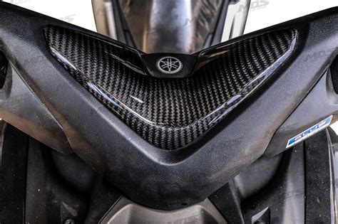 Tutup Cover Knalpot Nmax Carbon Yamaha N Max Limited carbon fiber handlebar cover for yamaha n max 125 155 mos