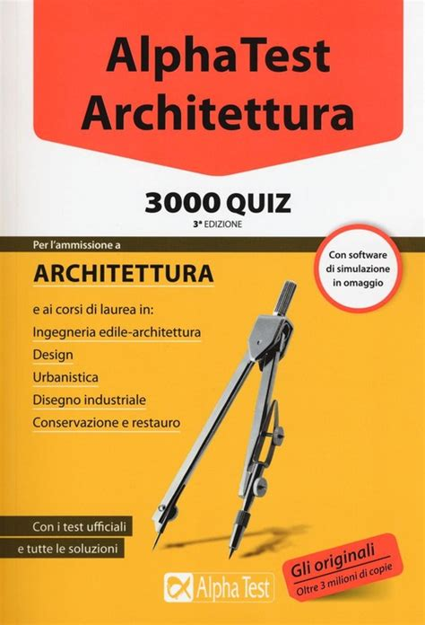 simulazione test economia e management alpha test architettura 3000 quiz con software di