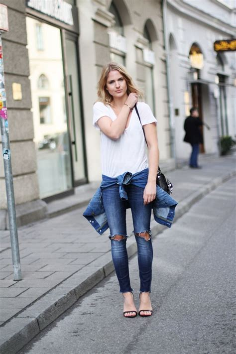 jean styles 2015 frayed jeans hems are in style now 2018 fashiongum com