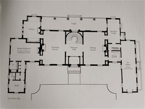 courtroom floor plan the gilded age era clarendon court poor sunny s newport