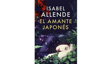 libro el amante japones una libros novelas para el verano