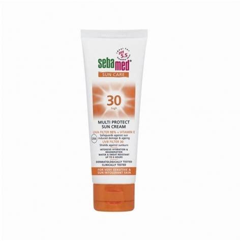 Sebamed Sun 50 High Uva Filter 98 sebamed multi protect sun spf 30 75ml