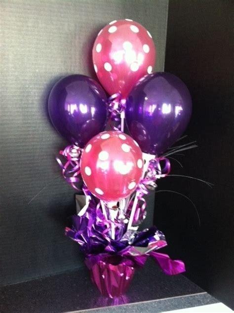 5 Quot Balloon Centerpiece Party Ideas Pinterest Summer Balloons On Sticks Centerpiece