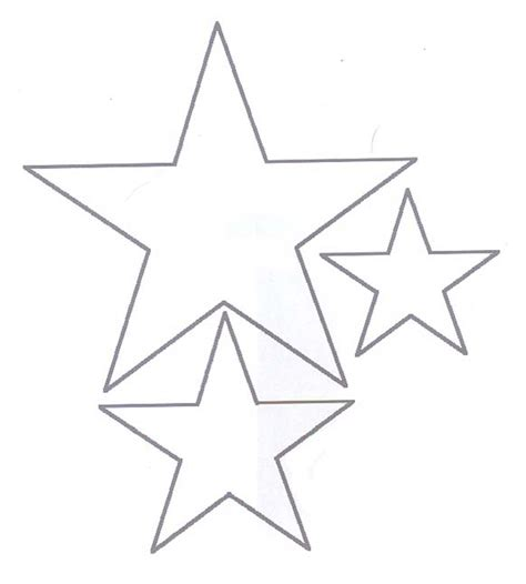 best photos of printable to cut out stars large star cut