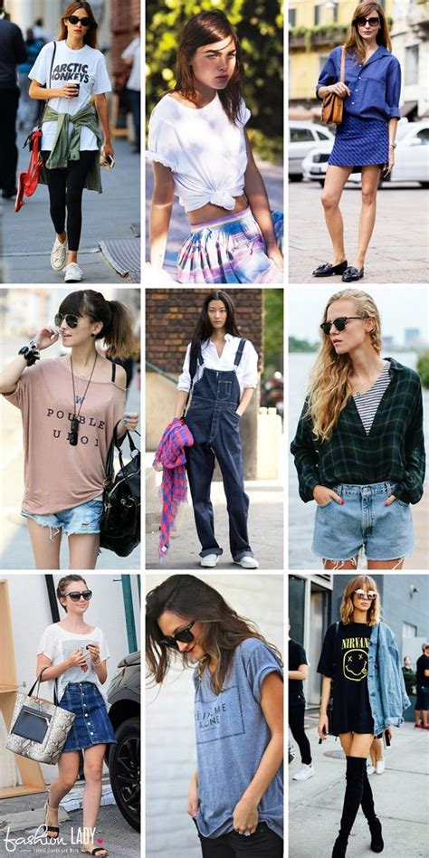 Ways To Wear An Oversized by And Spicy Ways On How To Wear Oversized Shirts And