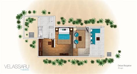 beach bungalow plans maldives beach resorts deluxe bungalow velassaru maldives