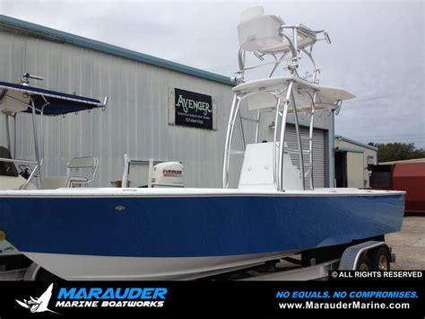 avenger bay boats avenger 24 custom fishing boats bay boats and near