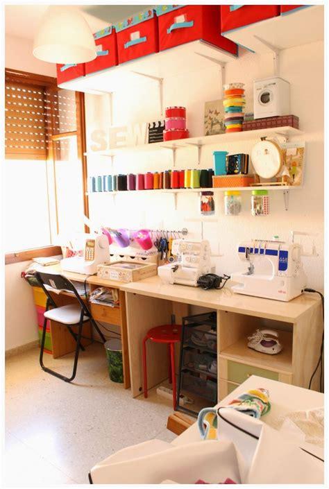 ideas para decorar mi cuarto de costura y manualidades las 25 mejores ideas sobre espacios para coser en