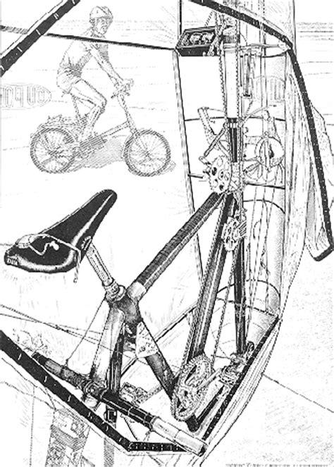 design brief gossamer condor human powered transportation gossamer