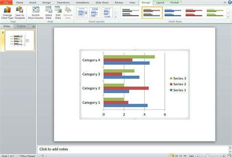 how to make a gantt chart in powerpoint 2010 slidehunter com