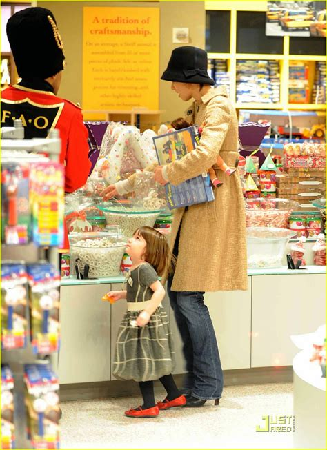 Holmess Shopping Spree For Suri by Suri Cruise Fao Schwarz Shopping Spree Photo 1586541