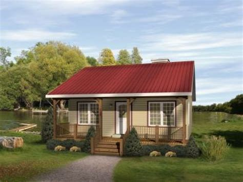 Vacation Cottage Plans by Small Modern Cottages Small Cottage Cabin House Plans