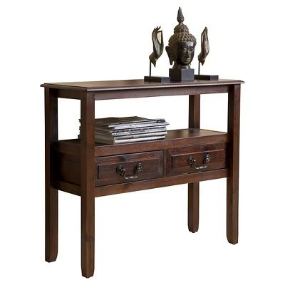 sofa table target console table christopher knight home target