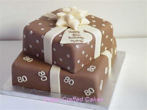 square chocolate presents  birthday cake suitable  males baking pinterest