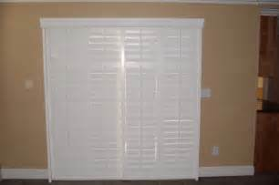 Shutter Blinds For Sliding Glass Doors Plantation Shutters For Sliding Glass Door Traditional