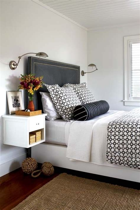 headboard with floating side tables sconces charcoal headboard floating side table sueno