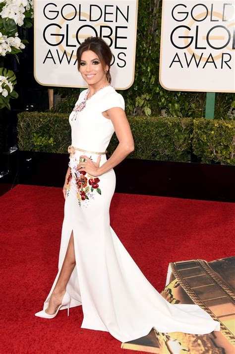 Top 5 At Golden Globes Award Show by Longoria 2016 Golden Globe Awards In Beverly