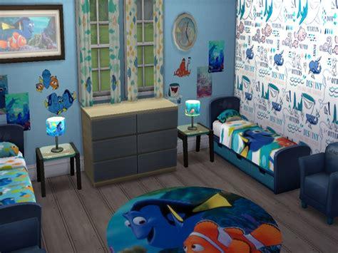 kids bedroom games grumpyglitter s disney pixar finding dory child room set