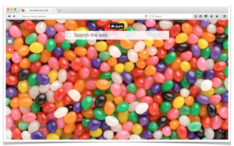 new themes for jelly bean jelly bean theme wallpaper tab add ons for firefox