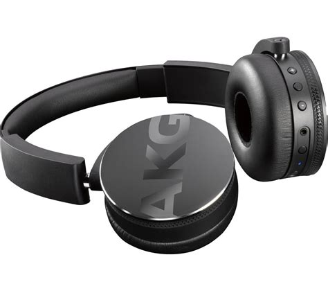 Akg Bluetooth Headphone Y50 Bt akg y50bt wireless bluetooth headphones black deals pc world
