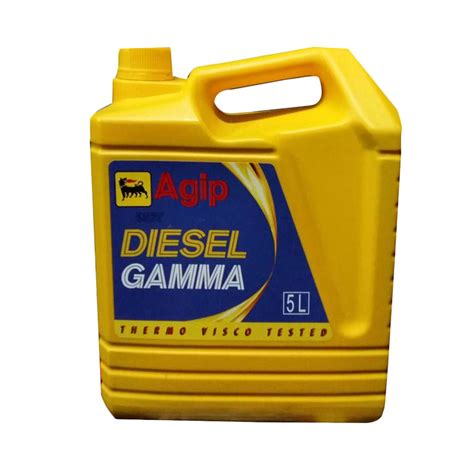 Pelumas Sae 40 jual agip diesel gamma sae 40 oli mobil mesin diesel 5