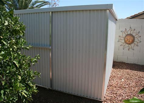 united aluminum storage sheds