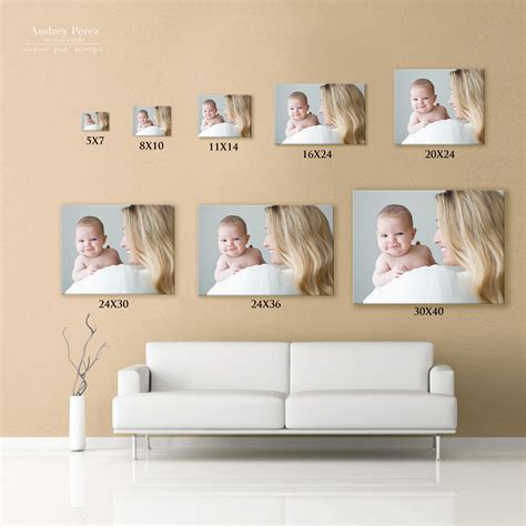 family portrait wall decor what size should my wall be sacramento portrait