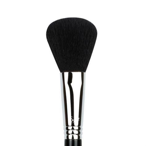 Sigma F10 Blush Powder Brush Silver sigma f10 powder blush