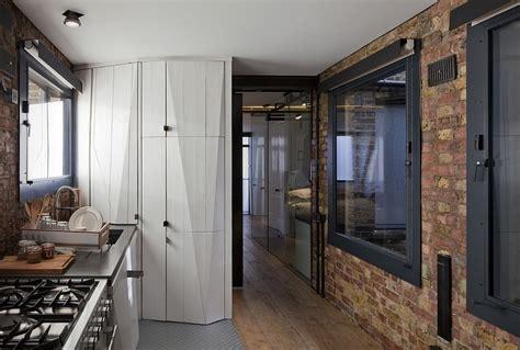 exposed brick apartments exposed brick walls meet sustainable modern design in splendid apartment