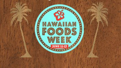 Weekly Sweepstakes - hawaiian foods week sweepstakes sun sweeps