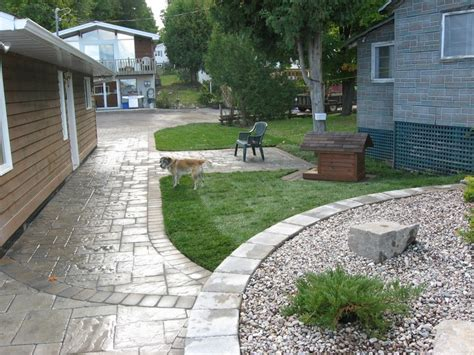 walkways and stairs eric hultink landscaping