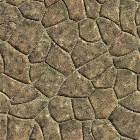 Brick Patio Wall Random Rock Walkway 001 Texture Sharecg