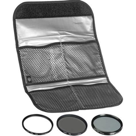 Hoya 40 5mm Cpl Filter kit de 3 filtros hoya uv cpl ndx8 40 5mm