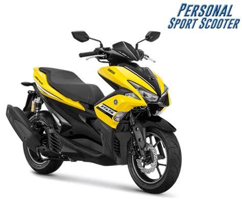 Yamaha Aerox 155 Vva Standart Black Bogor 1 updated yamaha aerox 155 r version launched in indonesia