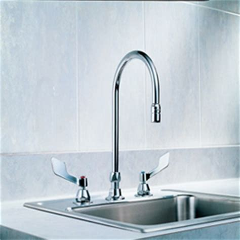 delta commercial kitchen faucets restaurant sink faucet plumbing buying guide