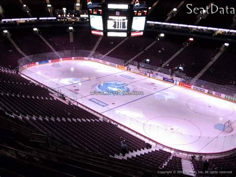 club section rogers arena rogers arena section 304 vancouver canucks