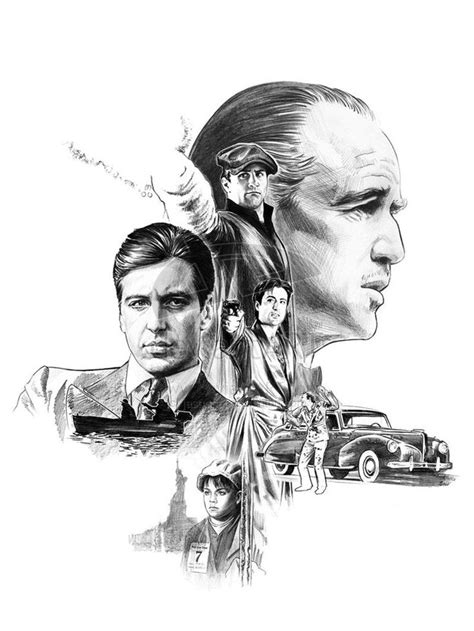 gangster film evolution the 25 best the godfather saga ideas on pinterest al