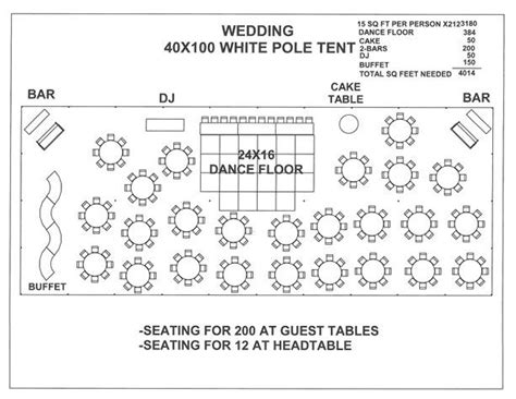 1000 Ideas About Outdoor Tent Wedding On Pinterest Tent Wedding Tent Reception And Outdoor Tent Layout Template